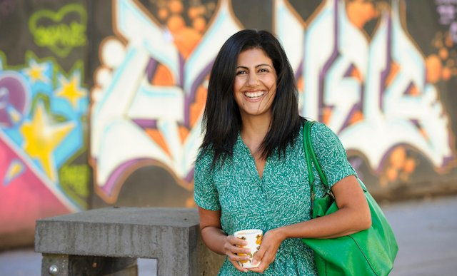 Social entrepreneur: 'I learned early on that I was an outsider'