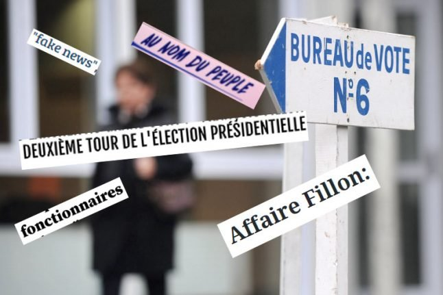 All the French election language you need to know