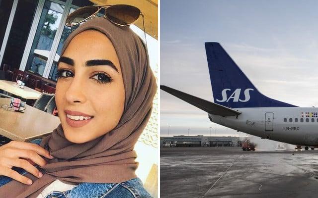 Swedish woman shocked at SAS uniform policy banning headscarves