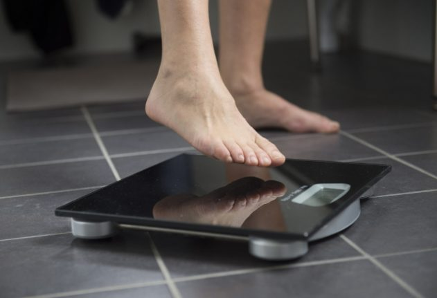 Half of Sweden's population overweight or obese: study