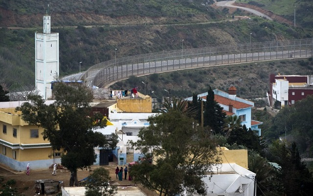 Woman dies in stampede at Ceuta-Morocco border
