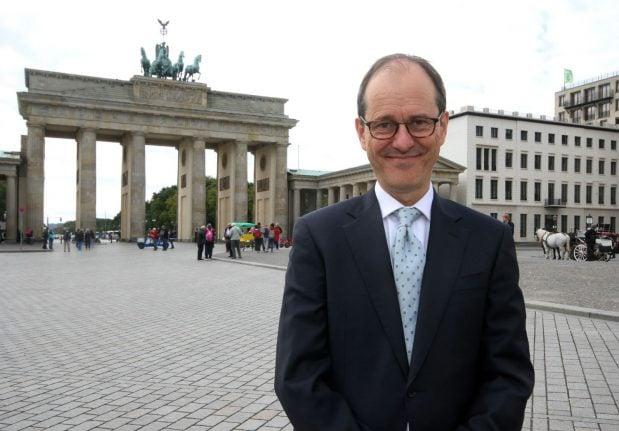 UK ambassador: we want to guarantee rights of Brits in Germany ASAP