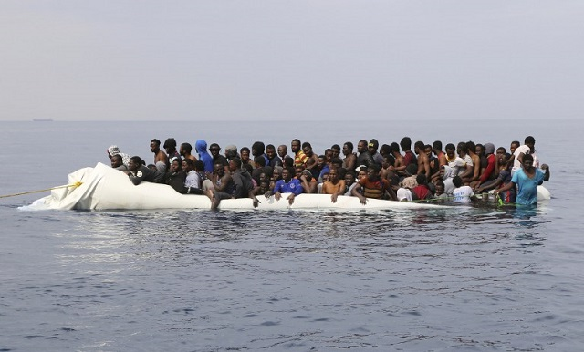 Migrant rescue boats are colluding with people traffickers, Italy prosecutor claims