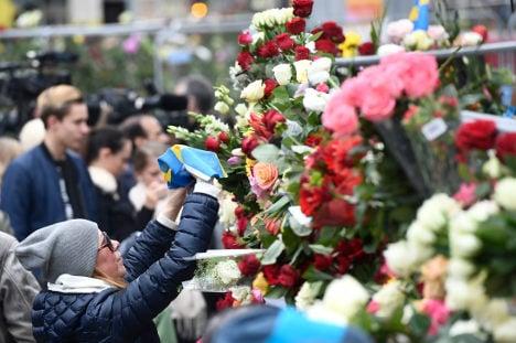 Uzbekistan says Stockholm suspect had ties to IS