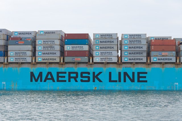 Maersk to pay 3.7 billion euros for German rival