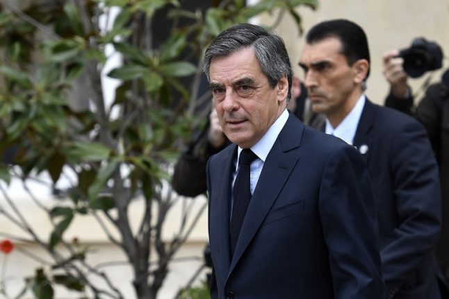 Humiliated Fillon left to face the music and Penelopegate