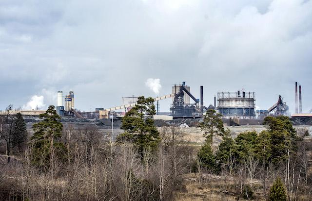 Swedish steel giant SSAB donated $10k to Trump's inauguration