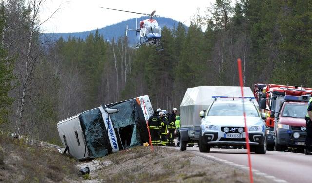 Fatal school bus crash: Driver suspected of reckless driving
