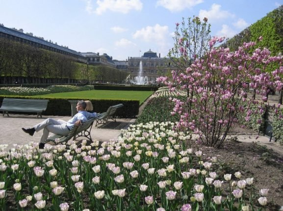 France set for a (mostly) sunny Easter weekend