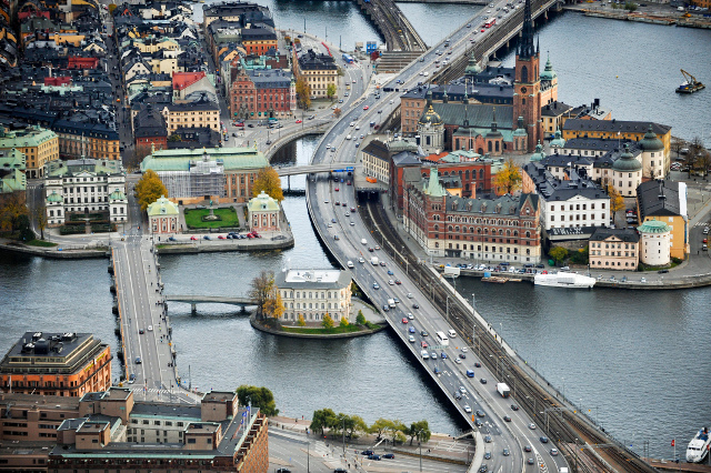 QUIZ: Which of these Swedish towns is the furthest north?