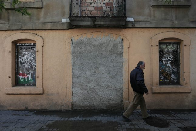 Vacant apartments held for ransom in Spain