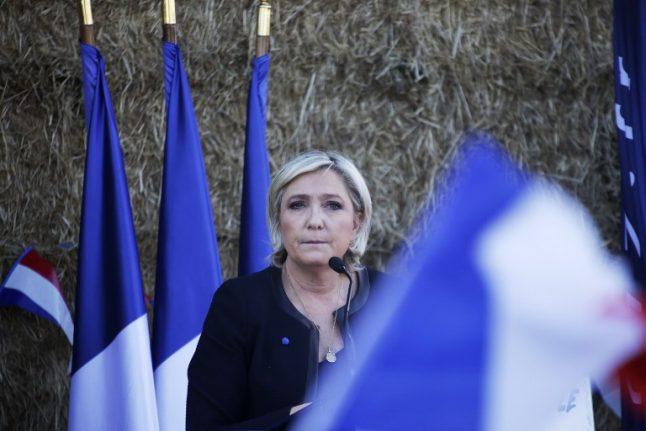 France asks EU parliament to lift Le Pen's immunity in fake jobs probe