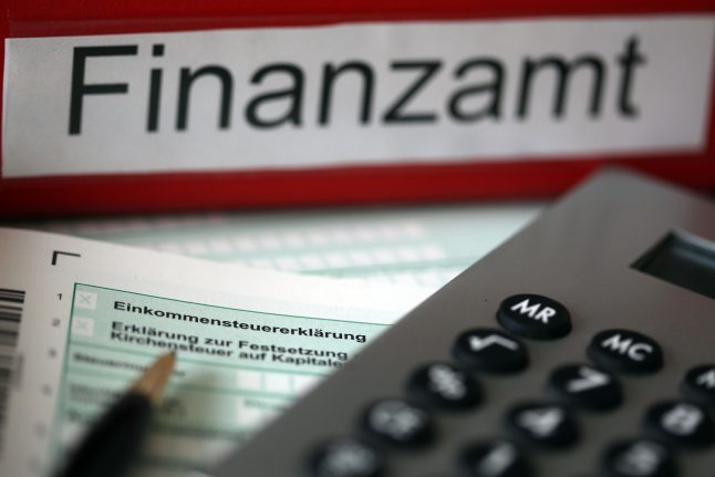 One in 11 taxpayers fall within Germany's highest tax bracket