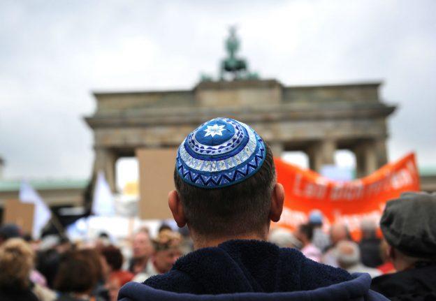 German Jews fear growing Muslim anti-Semitism: report