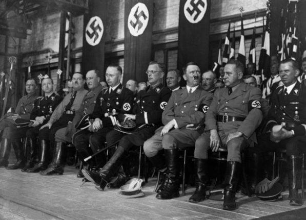 Linz puts Hitler's gift back on display in 'active effort at remembrance'