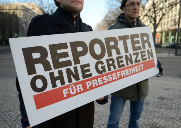 Here's why Germany still lags behind Scandinavia on press freedom