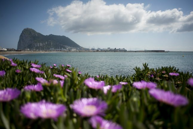 Spain says no Gibraltar 'red lines' in Brexit