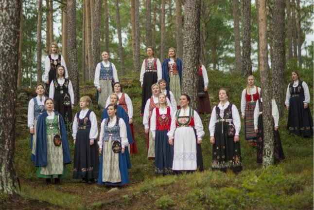 Local Norwegian choir behind 'Frozen' soundtrack set for global album launch