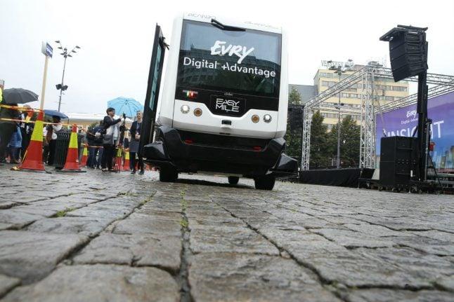 Driverless Norwegian public transport can create jobs: minister