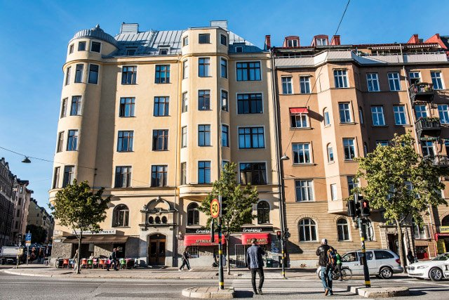 Here's what you can get from Sweden's property market for one million