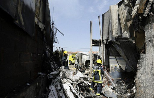 Five dead after Swiss plane crashes in Portugal