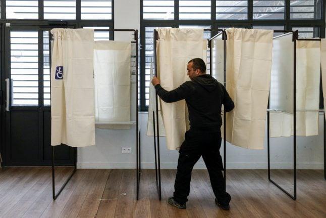 France votes in election nailbiter