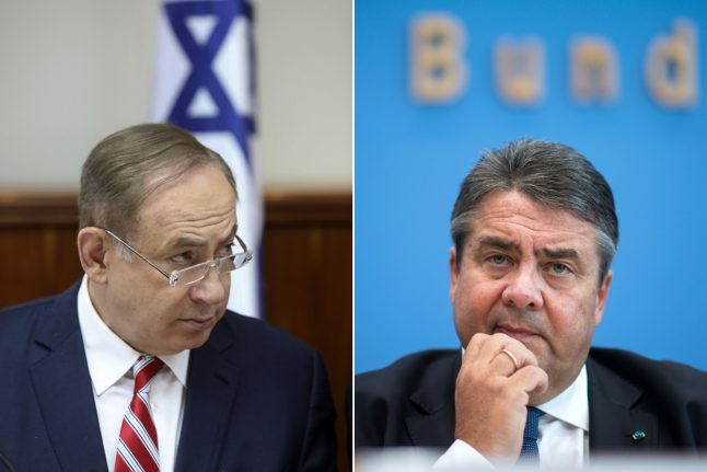 Netanyahu cancels talks with Germany over minister's meeting with rights groups