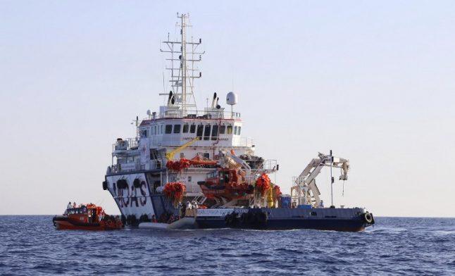 Eleven dead, 200 missing after Mediterranean boat sinkings