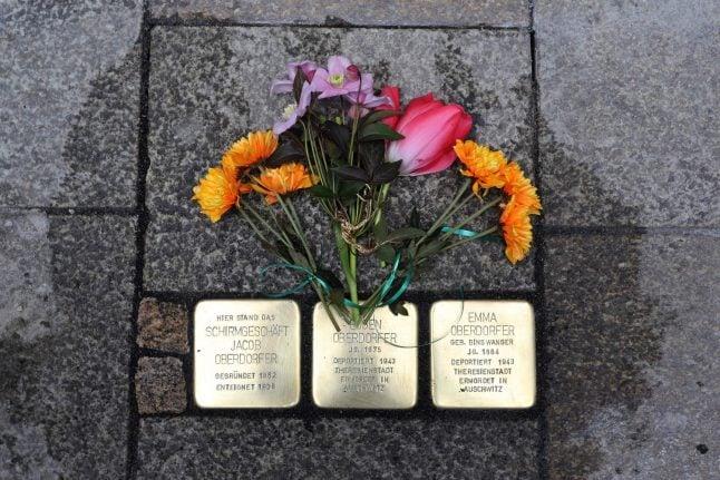 Holocaust memorial stones at last allowed in Bavarian city