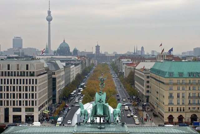 Problems afoot as Berlin plans to make central thoroughfare car-free