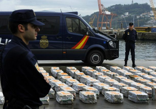 Narcos in southern Spain grow increasingly brazen