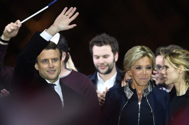 As it happened: Emmanuel Macron elected president of France
