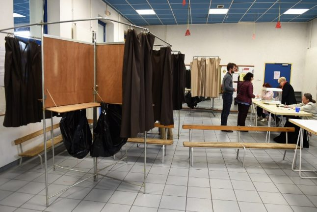 French election: Voter turnout well down on previous presidential elections