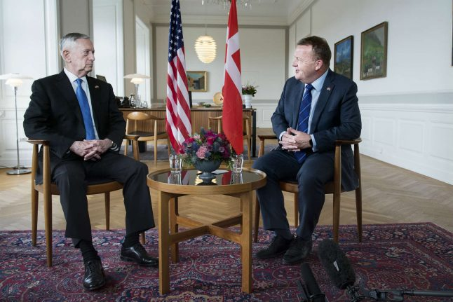 Denmark open to sending more troops to Afghanistan: minister