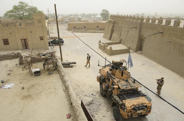 Swedish soldiers injured in Mali mortar attack