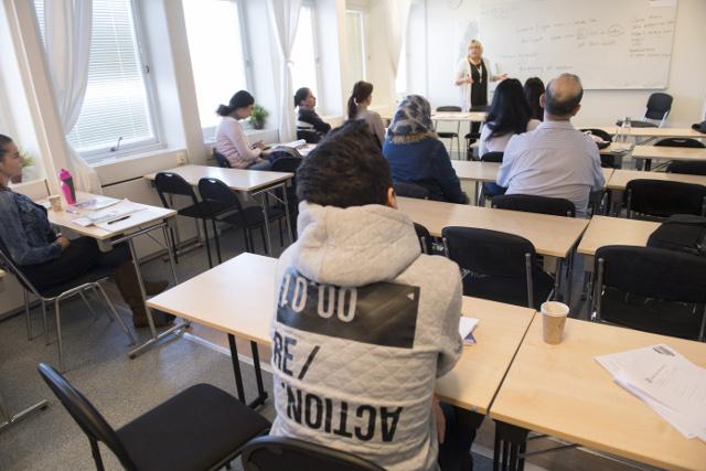 How is Sweden tackling its integration challenge?
