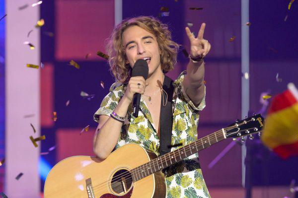 Meet Manel Navarro: Spain's Eurovision hopeful for 2017