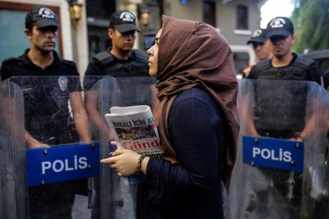 Austria fails to grant visa in time for Kurdish journalist to receive award