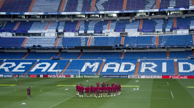 Atletico desperate to end Champions League drought in high-stakes Madrid derby