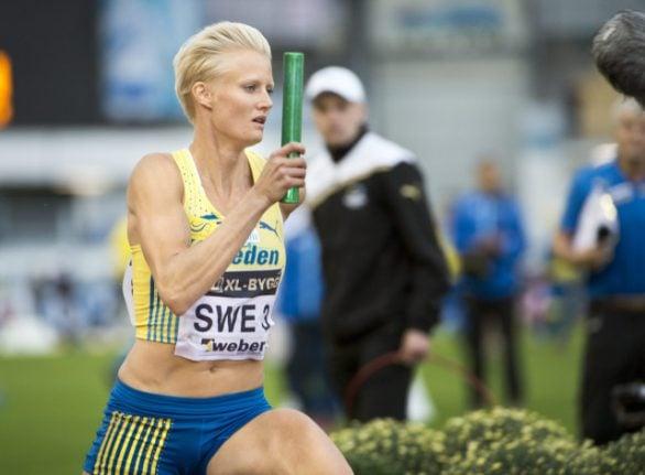 Swedish athletes slam plans to reset European records in anti-doping push