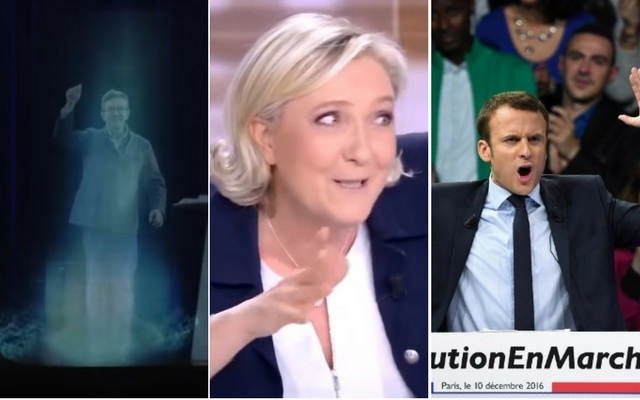 14 standout moments of the historic 2017 French presidential election campaign