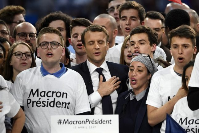 This is why millions of French voters back Emmanuel Macron for president