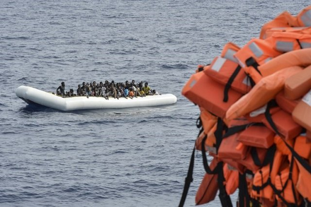 The changing face of the Mediterranean migrant crisis