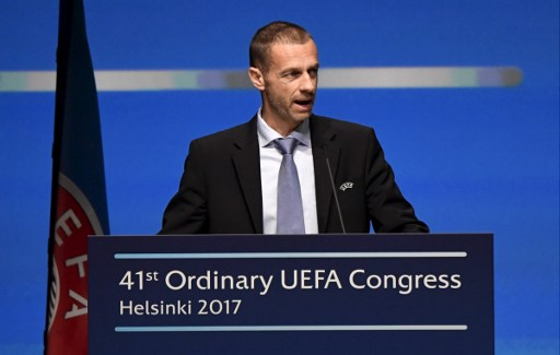 Uefa: Euros host nation 'must respect human rights'