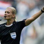 Football: German policewoman is first top-flight female ref