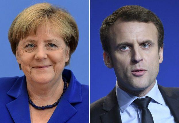 World leaders congratulate France's new president Emmanuel Macron