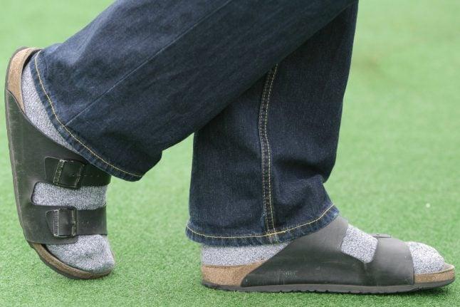 Socks in sandals: Germans mock government ideals for immigrant integration