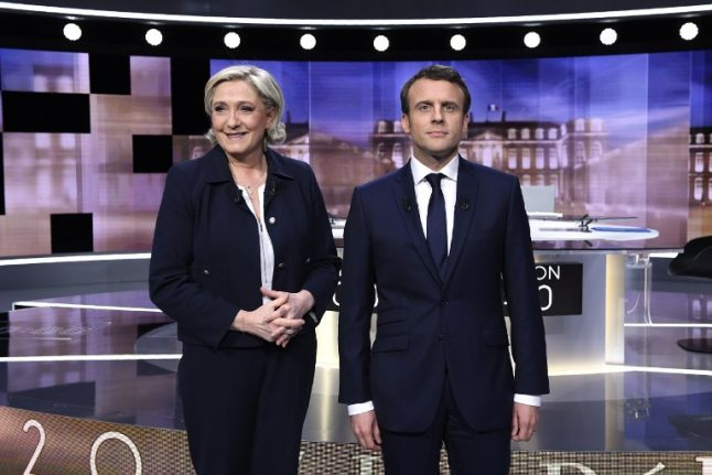 French presidential debate: The top quotes from Macron vs Le Pen