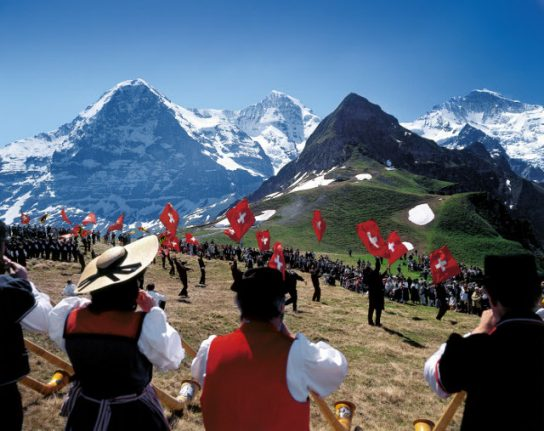 Five Swiss folk festivals you just have to visit this summer