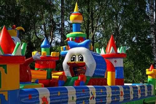 Six-year-old girl dead and two others critical after bouncy castle blown away on Costa Brava